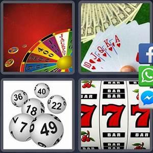 4 fotos 1 palabra cartas de poker - 4 Fotos 1 palabra