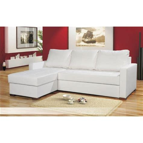 canapé cuir blanc convertible photos canapé d 39 angle convertible cuir blanc
