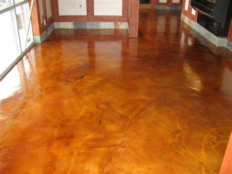 superb cost of staining concrete floors decorating ideas