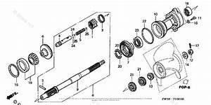 Honda Outboard Parts By Hp  U0026 Serial Range 115hp Oem Parts
