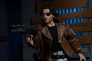 Escape From New York Snake Plissken Retro Figure Images ...