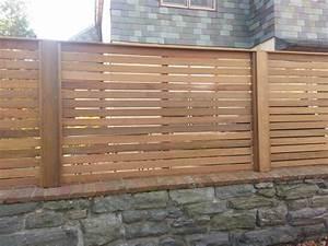 Horizontal Cedar Fence Redwood Cedar Vinyl Fences San