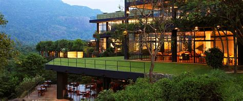 An Architectural Masterpiece, Surrounded By Nature