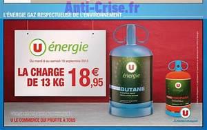 Promo Bouteille De Gaz Detendeur Offert : bon plan chez u la bouteille de gaz 13kg 18 95 ~ Melissatoandfro.com Idées de Décoration