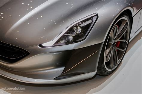 Rimac Conceptone And Concepts Quietly Place Croatia On