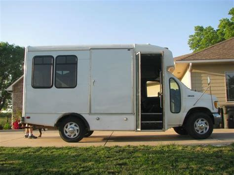 sell   ford  van party bus camper