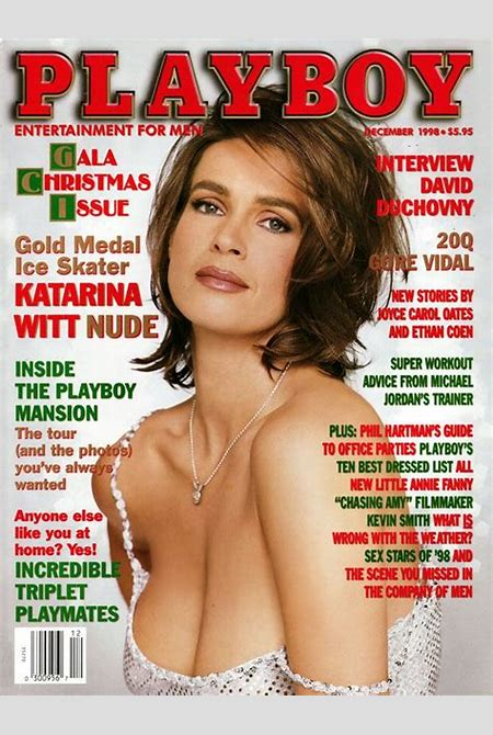 Katarina Witt, its her birthday and shes naked! | | Your Daily Girl