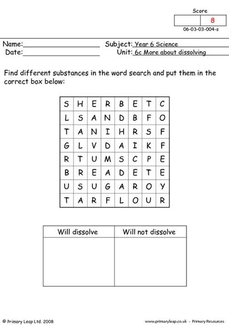 more about dissolving word search primaryleap co uk