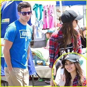 Victoria Justice Boyfriend Ryan Rottman | All About Hollywood