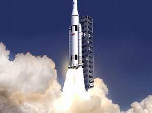NASA Unveils Plan for SLS Heavy-lift Rocket - SpaceNews.com