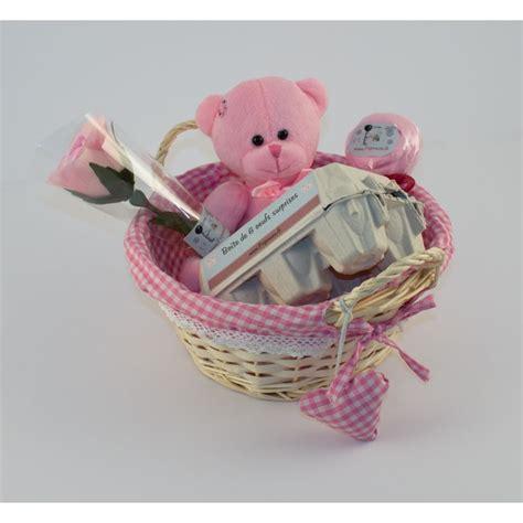 cadeau naissance fille coffret cadeau b 233 b 233 panier naissance fille