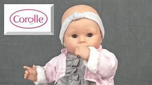 Bébé Corolle Youtube : mon bebe classique valentine baby doll from corolle youtube ~ Medecine-chirurgie-esthetiques.com Avis de Voitures