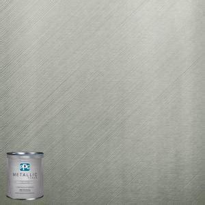 PPG METALLIC TONES 1 qt.#MTL122 Mucho Mint Metallic