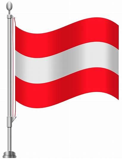 Austria Flag Clip Clipart Clipartpng Link