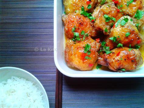 poulet 224 la citronnelle g 224 nướng sả la kitchenette de