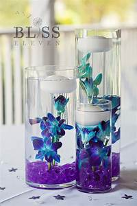 A centerpiece collection of amazing underwater Blue bomb ...