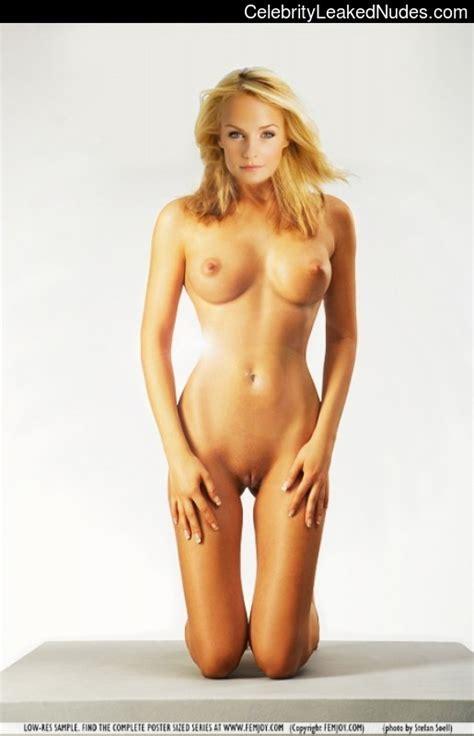 Mirjam Weichselbraun Nude Celebrity Leaked Nudes