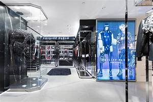 PHILIPP PLEIN OPENS IT'S FIRST BOUTIQUE AT HARRODS IN LONDON