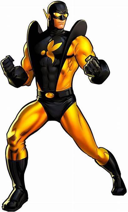 Yellow Pym Hank Jacket Ant Deviantart Wasp
