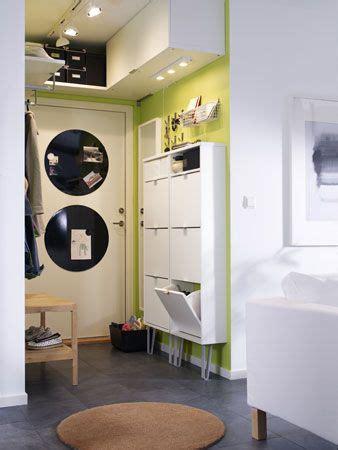Stauraum Kleiner Flur by Den Engen Flur Clever Einrichten Quelle Hersteller Ikea