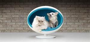 Panier Chien Design : paniers fauteuils design pour chiens et chats ~ Teatrodelosmanantiales.com Idées de Décoration
