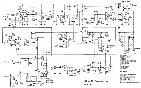 yodac homebrew rf circuit design ideas
