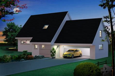 cuisine actuelle magazine modele maison modèle maison lumen maison contemporaine