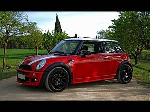 Mini Cooper 3 Porte : mini 3 portes r50 cooper pr pa john cooper works coup rouge occasion 12 500 42 900 km ~ Gottalentnigeria.com Avis de Voitures