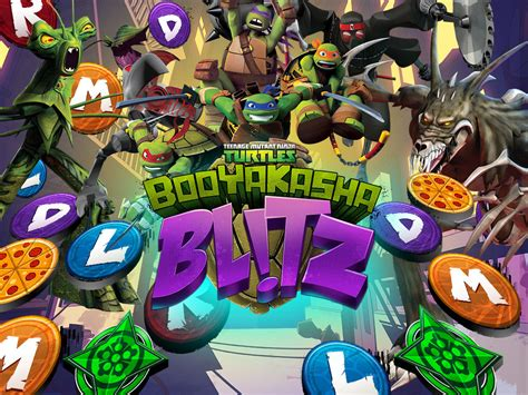 ninja turtles teenage tmnt booyakasha mutant tartarugas ninjas videos disney wikia