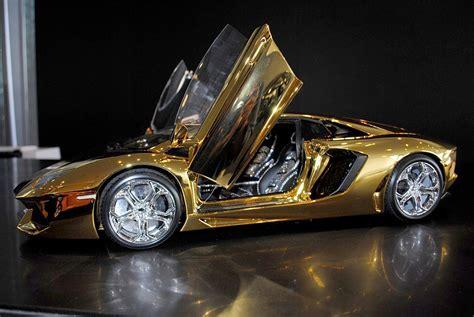 cars lamborghini gold gold lamborghini veneno price