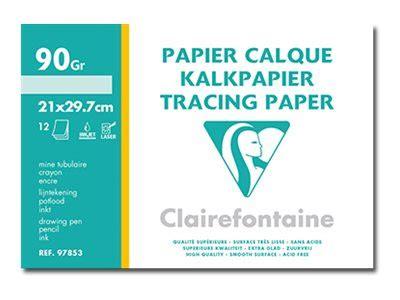 bureau vallee auxerre clairefontaine arts papier calque a4 12