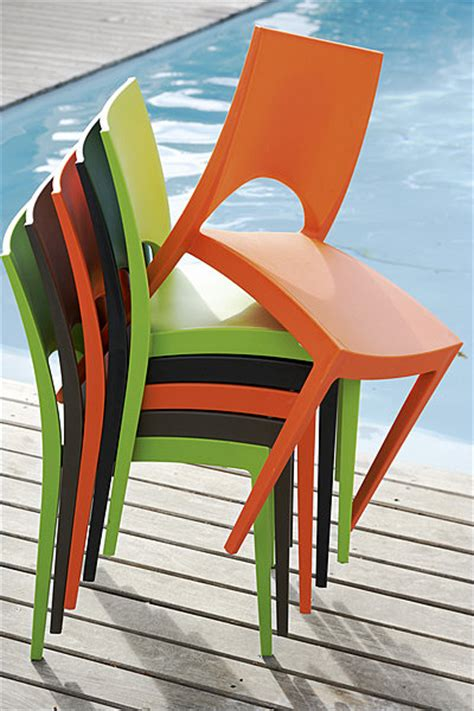 chaises salon de jardin quel mobilier de jardin galerie photos d 39 article 12 32