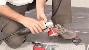 Percer Dans Du Carrelage : comment faire un trou dans un carrelage youtube ~ Dailycaller-alerts.com Idées de Décoration