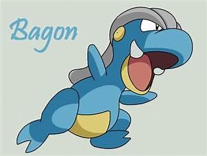 Pokemon Bagon Evolution Images | Pokemon Images