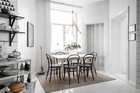5 Scandinavian Dining Room
