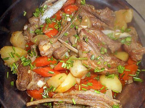 recette de ragout d agneau navets carottes pommes de terre