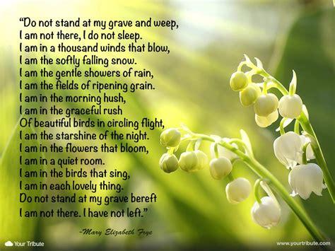 poem     die