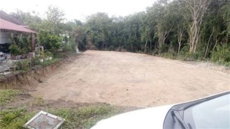Tanah Di Umbai Untuk Dijual