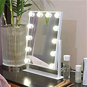 Miroir Avec Lumière Pour Maquillage : miroir maquillage professionnel ~ Zukunftsfamilie.com Idées de Décoration