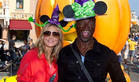 What Seal Heidi Klum Halloween Costumes Tell