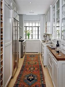 galley kitchen remodeling 1967