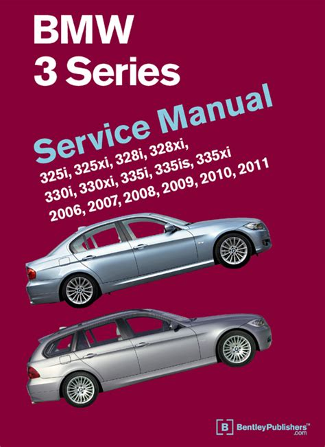 328i Manual by Front Cover Bmw Repair Manual Bmw 3 Series E90 E91