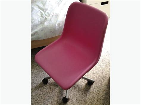 ikea pink chair city