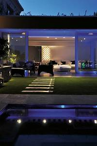 Vista Led Outdoor Lighting Beam Outdoor Recessed Wall Lights From L L Luce Light