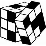 Cube Rubix Rubiks Clipart Shading Rubik Roblox