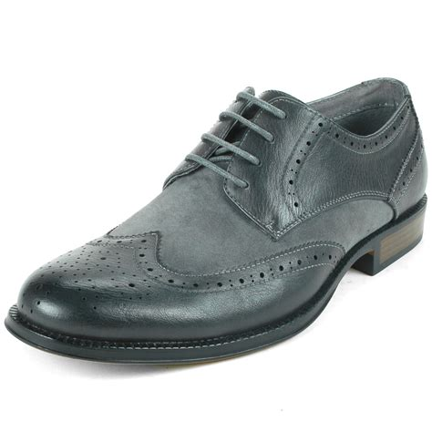Mens Shoes by New 1930s Style Mens Shoes