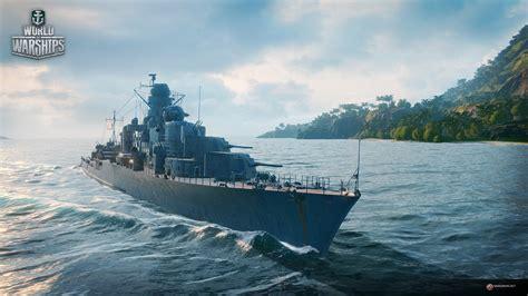Ship War by World Of Warships Geforce