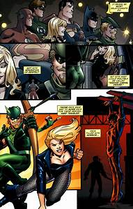 Green Arrow and Black Canary Wedding Special 01 (2007 ...