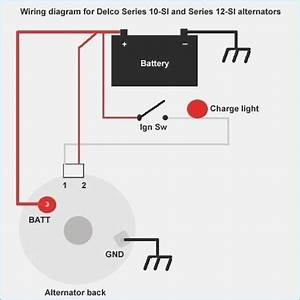 Stationary Engine Battery Charging