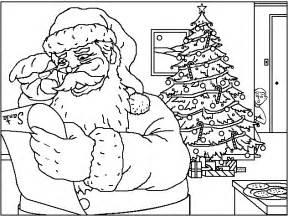Le Avec Détecteur De Présence by Pintar 233 Divertido Desenhos Para Colorir Natal